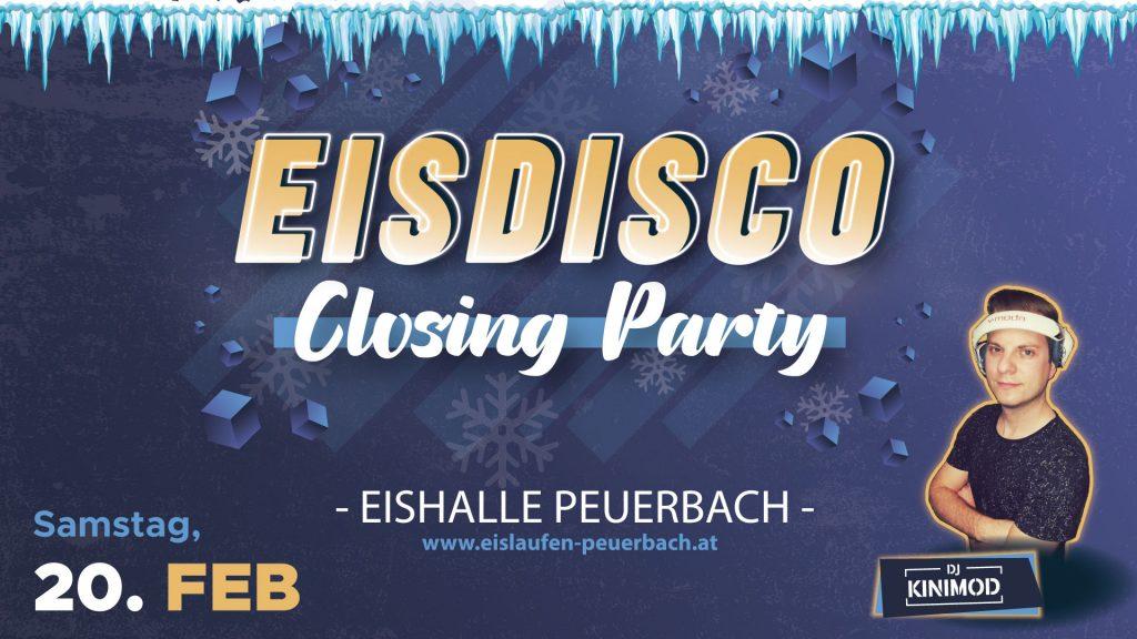Eisdisco Closing Party