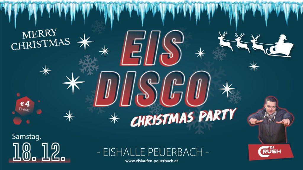 Eisdisco Christmas Party Peuerbach