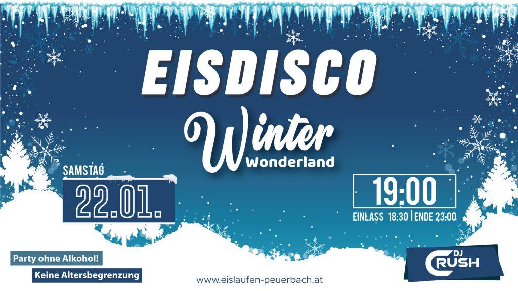 Eisdisco Peuerbach Winter Wonderland