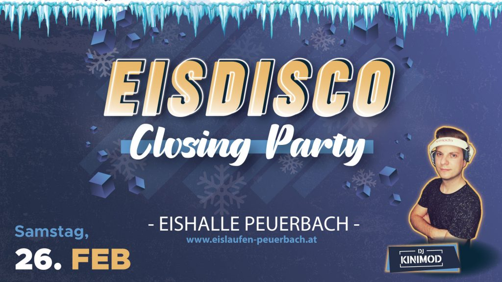 Eisdisco Peuerbach Closing Party